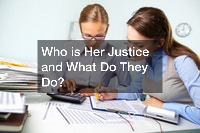 Who is Her Justice and What Do They Do?