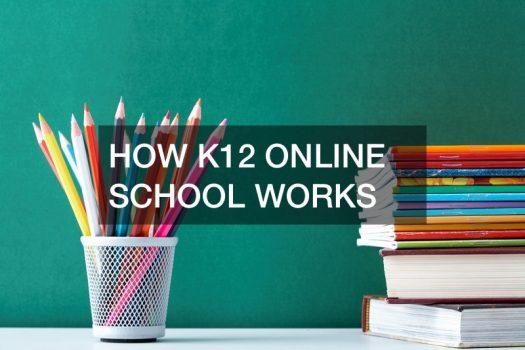 HOW K12 ONLINE SCHOOL WORKS