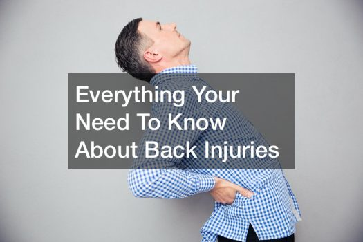 Everything Your Need To Know About Back Injuries