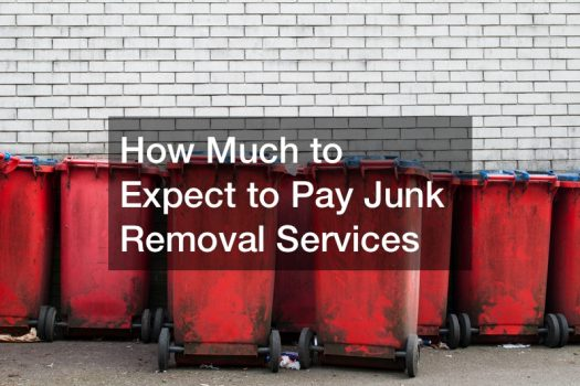 How Much to Expect to Pay Junk Removal Services
