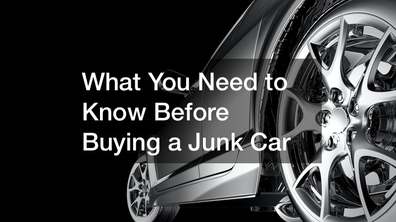 buy junk cars for $500